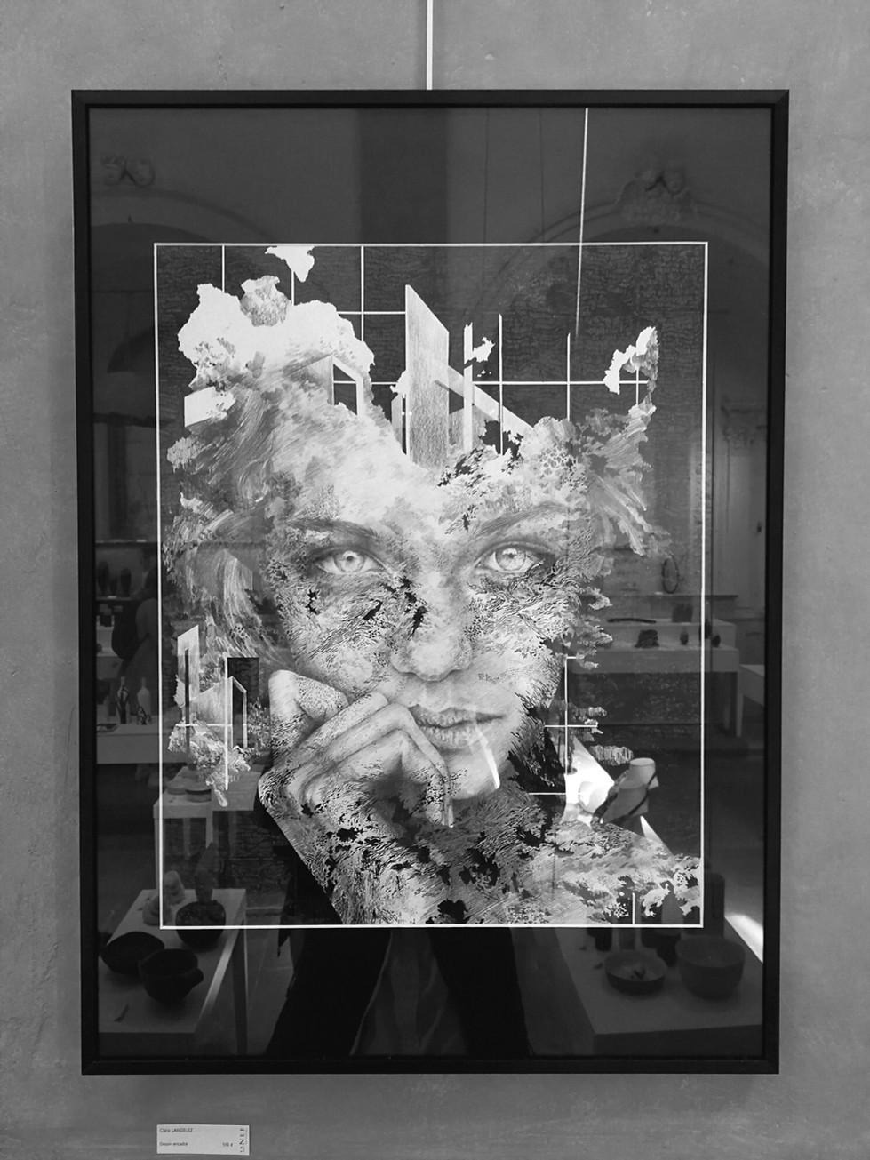 ARTGORA - clara langelez - 2019