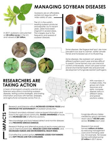 Managing Soybean Diseases (NCERA-137   2014-2019)