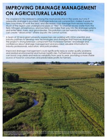 Improving Agricultural Drainage (NCERA-217   2014-2019)
