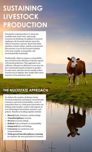 Sustaining Livestock Production (S-1032 | 2013-2018)