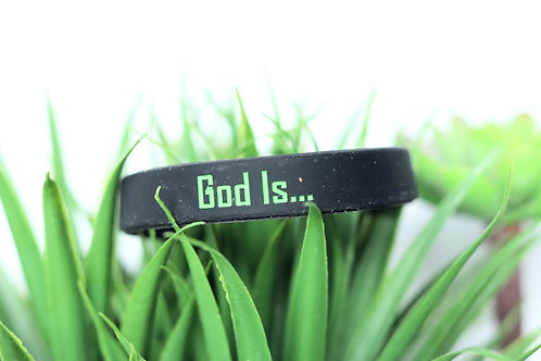 The God Is Movement Bracelets