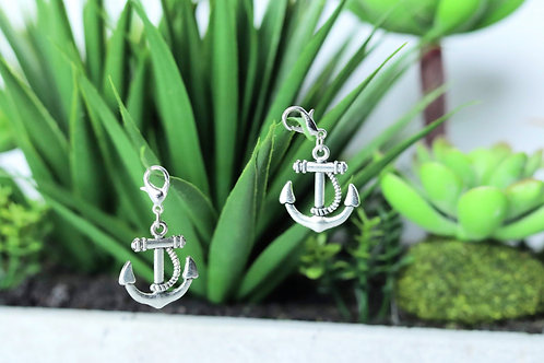 Rooted Anchor Charm