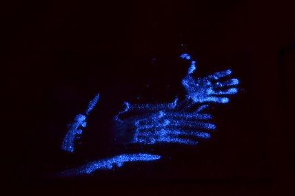 Luminol bluestar