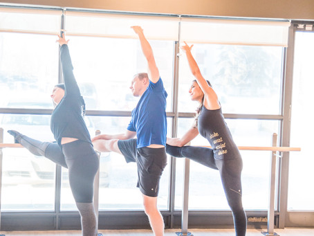 The Benefits of Stretching After Barre