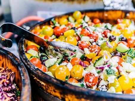 Barre Menu: Greek Salad