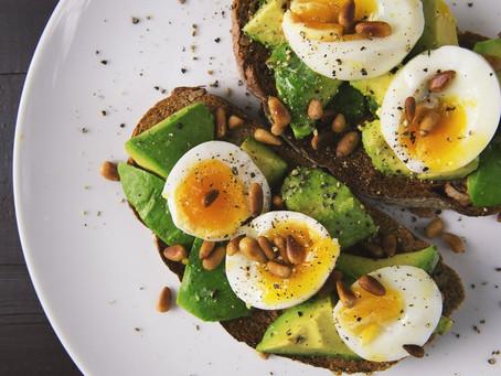 Barre Favs: 5 Minute Meals
