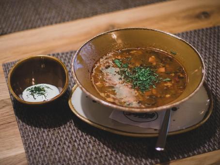 Barre Menu: Lentil Soup