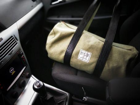 Barre Favs: Gym Bag Essentials