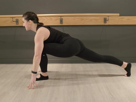Proper Stretching Technique #4