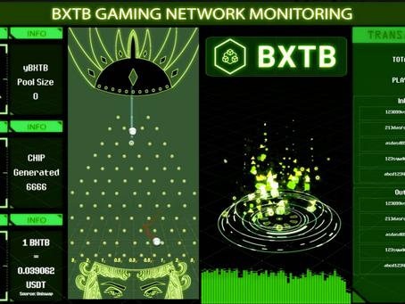 BXTB's blockchain-powered online gaming platform went online
