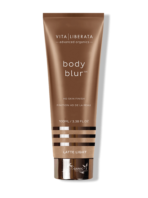Body Blur Instant HD Skin Finish Latte Light