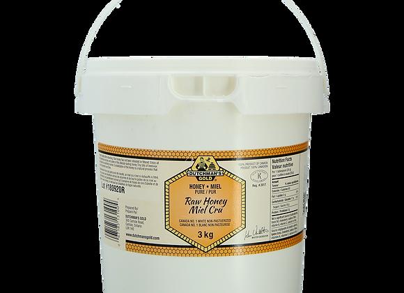 Dutchman's Gold - Raw Honey (3kg)