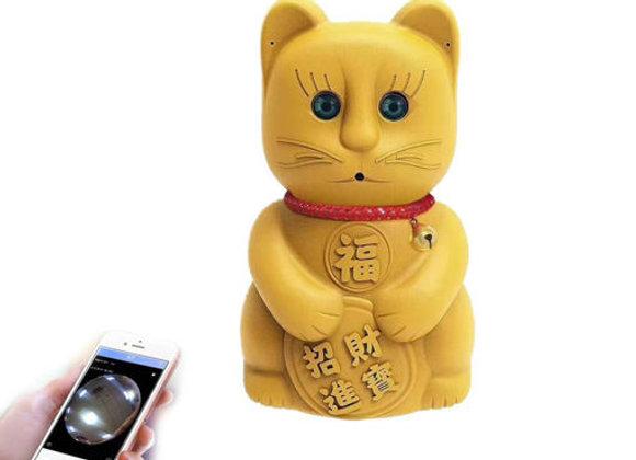 Fortune Cat IP Camera 1080p Wireless Indoor 360 Rotatable