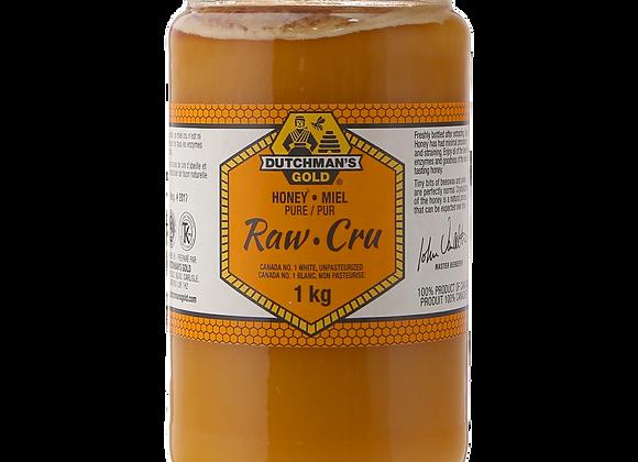 Dutchman's Gold - Raw Honey (1kg)