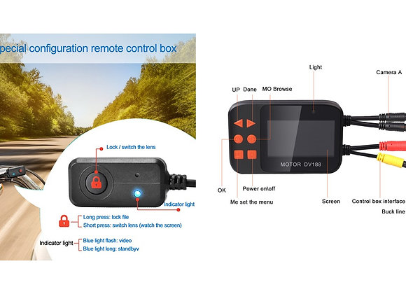 Motorcycle DVR