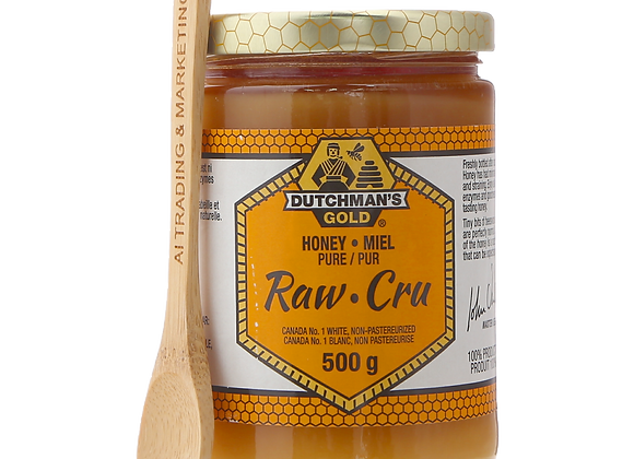 Dutchman's Gold - Raw Honey (500g)