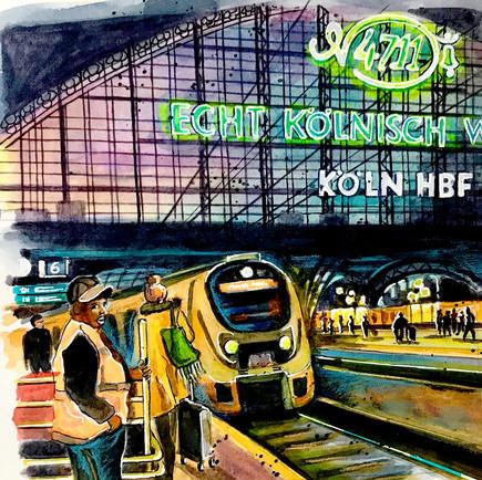 Echt Kölnisch Wasser | HBF Köln