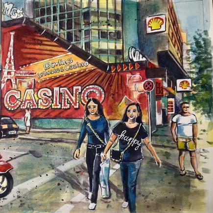 Shell meets Casino | Berlin Wedding