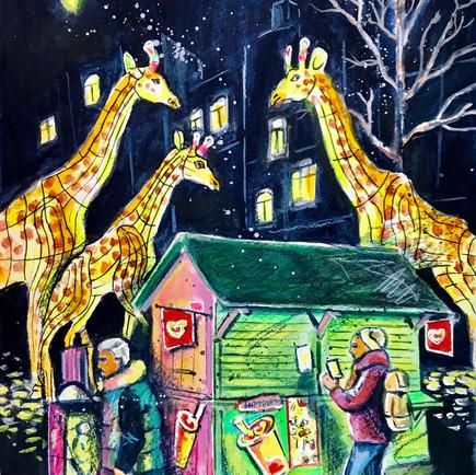 Chinese Lights | Kölner Zoo