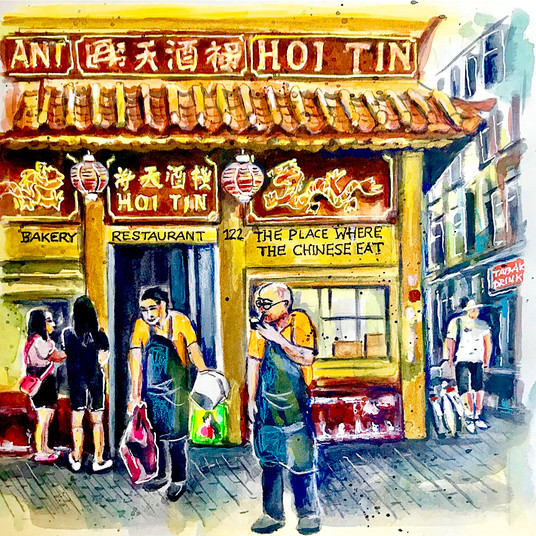 Where the Chinese eat | Amsterdam