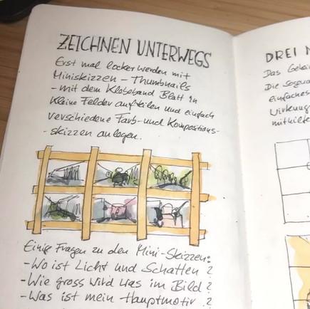VHS-Kurs | Lieblingsplatz