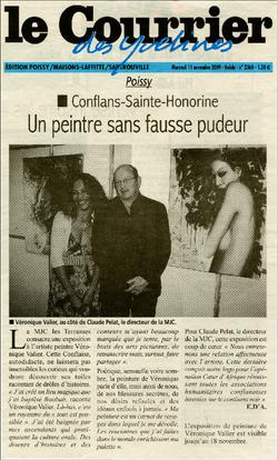 Courrier 78 Nov. 2009