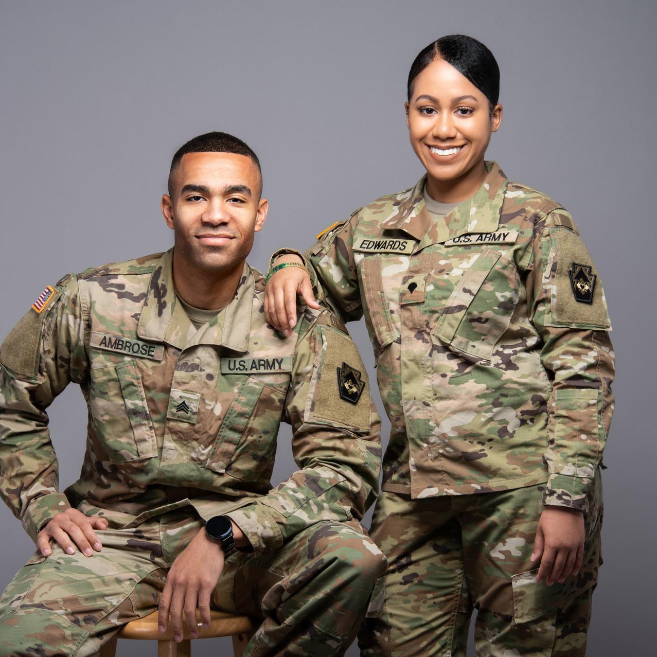 Military Portraits Philadelphia