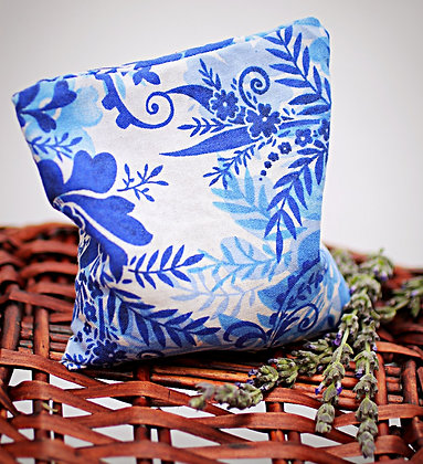 Aromatherapy Packs, Blue, 5 x 5 in