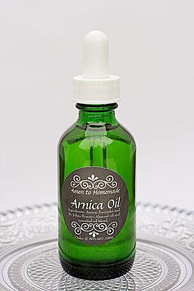 Arnica Oil, 30 ml