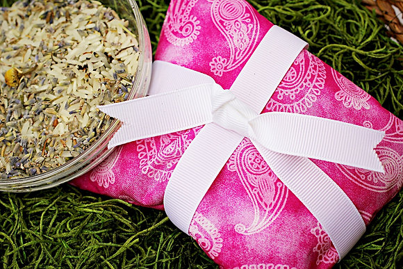 Aromatherapy Packs, Pink, 5 x 5 in