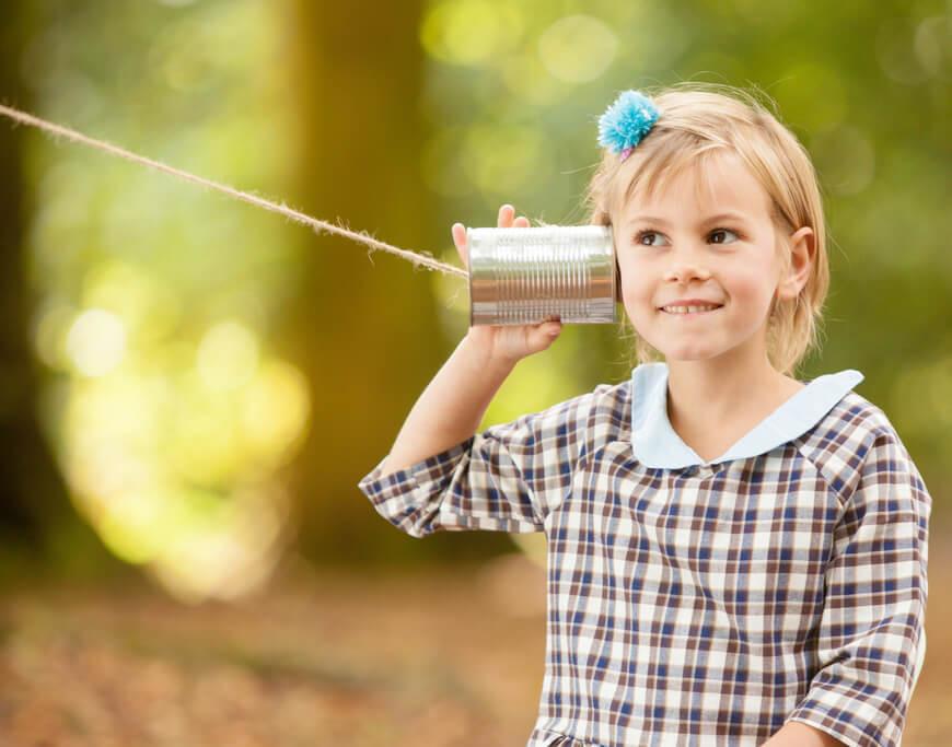 קצר בתקשורת עם ילדים