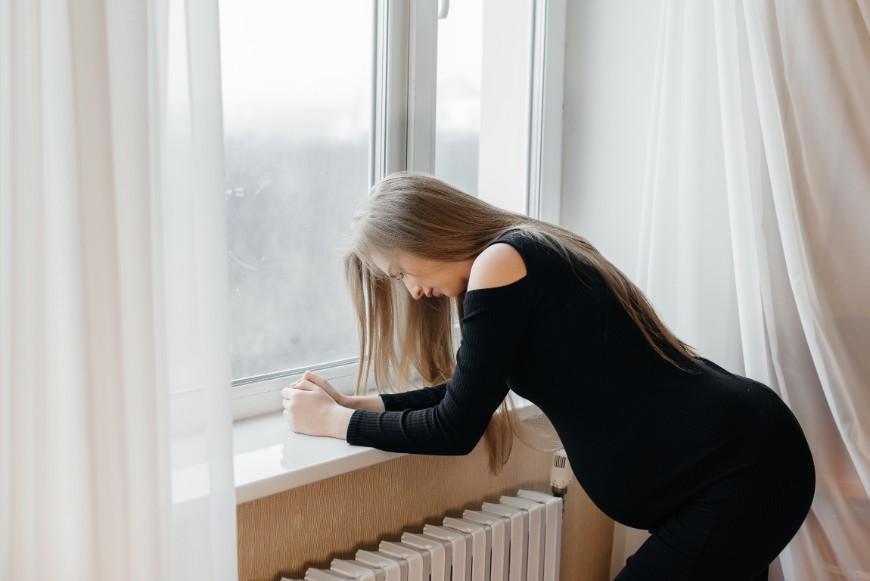לחץ נפשי בהריון