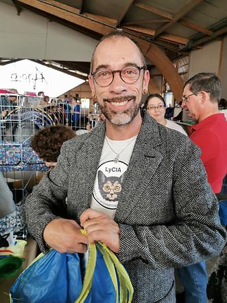 Sven Celis pour la LyCIA