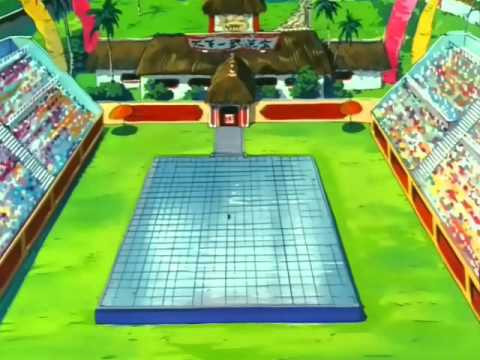 The World Martial Arts Tournament, a story arc from Dragonball Z