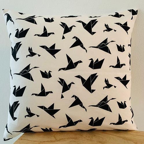 Kissenhülle -Vögel