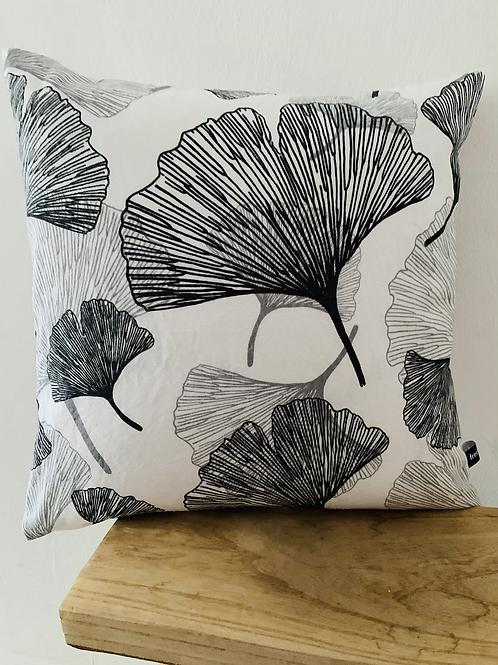 Kissenhülle - Gingko Blätter