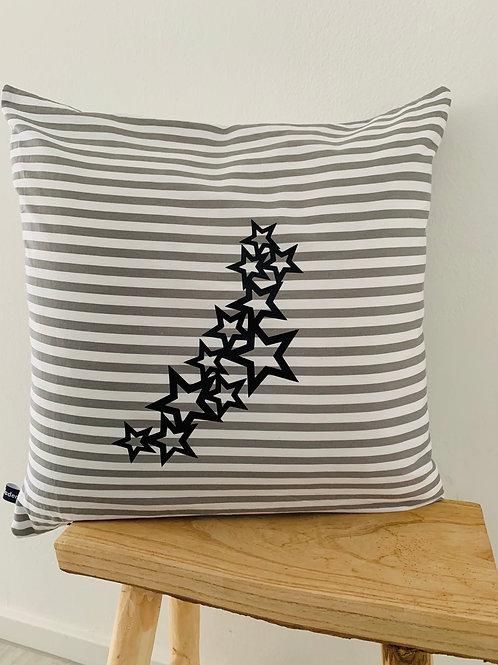 Kissenhülle -star outline