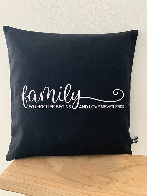Kissenhülle -family