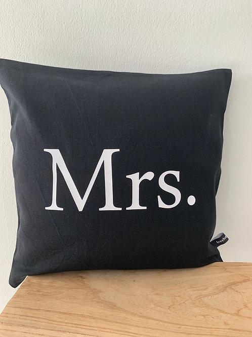 Mrs.-Kissenhülle