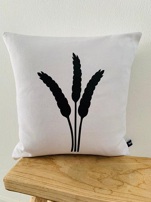 Kissenhülle -Weizengras