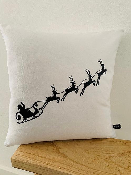 Kissenhülle -Christmas Santa
