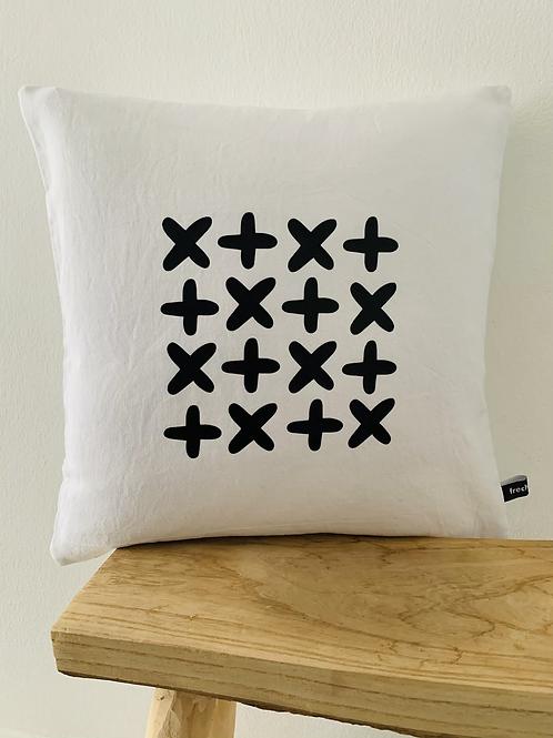 Kissenhülle -Kreuze