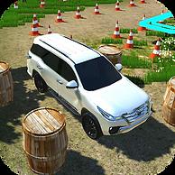 Car parking game logo.png