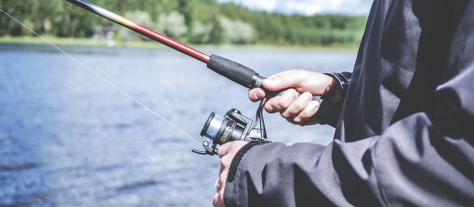 Stop Fishing in a Ten Gallon Aquarium