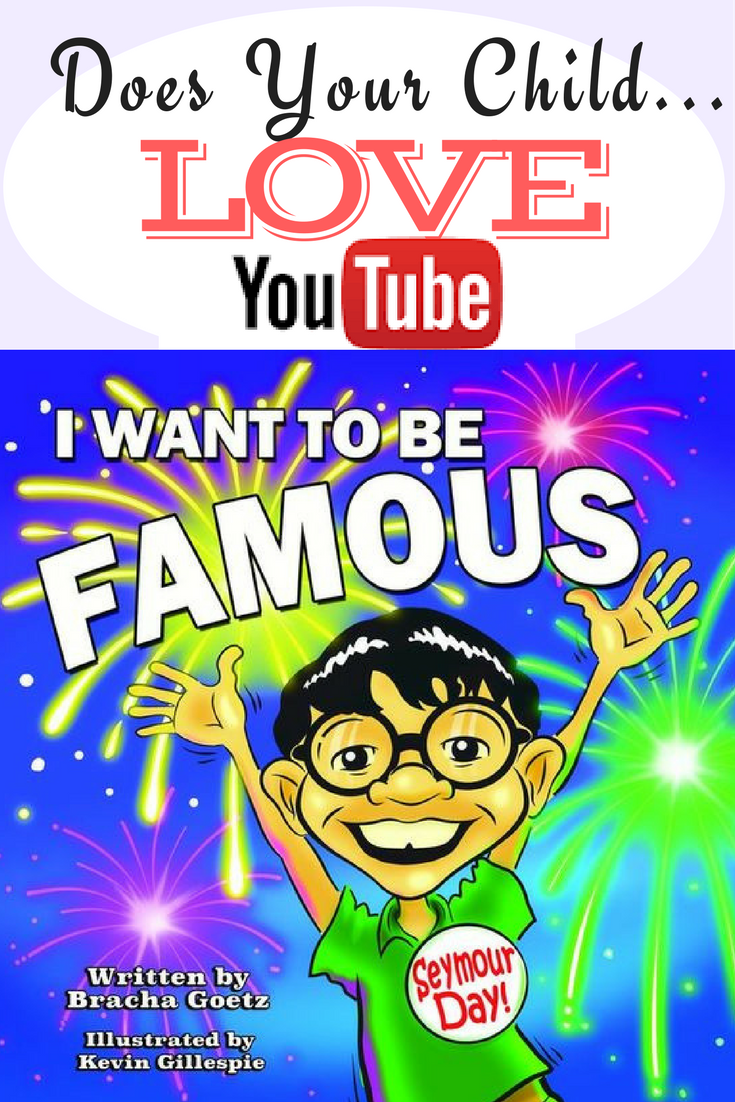 I want to be famous by Bracha Goetz