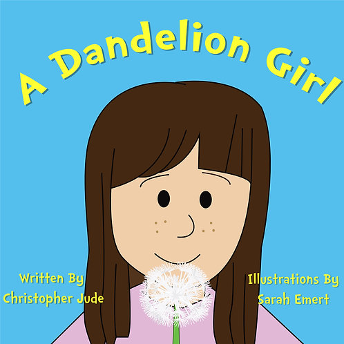 A Dandelion Girl Promotional Package