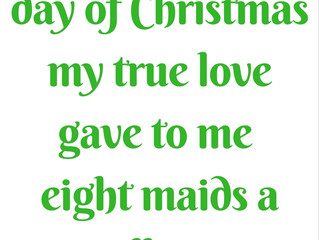 The Eighth Day of Christmas Meaning