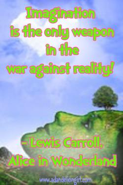 Lewis Carroll Wonderland Quotes