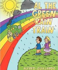 Al The Green Train Rain