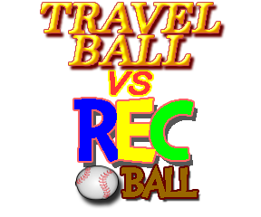 Travel Baseball vs Little League